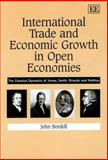 International Trade and Economic Growth in Open Economies : The Classical Dynamics of Hume, Smith, Ricardo and Malthus, Berdell, John, 1858981646