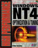 High Performance Windows NT4 Optimization and Performance Tuning, Clayton, Bryan, 1576101649