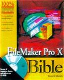 FileMaker Pro 4 Bible, Schwartz, Steven A., 0764531646