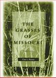 The Grasses of Missouri 9780826211644