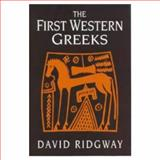The First Western Greeks 9780521421645