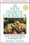 The New Diabetic Cookbook, Mabel Cavaiani, 0809231646