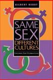Same Sex, Different Cultures 9780813331645
