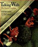 Talking Walls, Margy Burns Knight, 0884481646