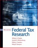 Federal Tax Research, Raabe, William A. and Whittenburg, Gerald E., 1111221642