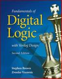 Fundamentals of Digital Logic with Verilog Design, Brown, Stephen and Vranesic, Zvonko, 0077211642