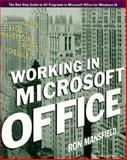 Working in Microsoft Office, Mansfield, Ron, 0078821649