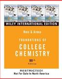 Wie Foundations of College Chemistry, Hein, Morris and Arena, Susan, 0471451649