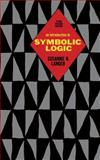 Introduction to Symbolic Logic, Langer, Susanne K., 0486601641