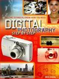 Digital Photography Step by Step, Ben Owen, 0785821643