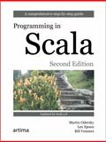 Programming in Scala, Odersky, Martin et al and Spoon, Lex, 0981531644