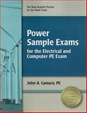 Power Sample Exams for the Electrical and Computer PE Exam, Camara, PE, John A, 1591261651