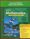 Mathematics, Parent and Student Study Guide Workbook : Applications and Concepts, Course 3, McGraw-Hill, 0078601657