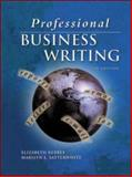 Professional Business Writing, Kerbey, Elizabeth and Satterwhite, Marilyn L., 0078211654