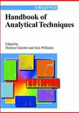 Handbook of Analytical Techniques, , 3527301658