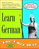 Learn German the Lazy Way, Amy Kardel, 002863165X