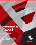 Introduction to Excel, Larsen, Ronald W. and Kuncicky, David C., 0136081657