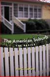 The American Suburb 9780415951654