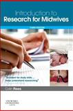 Introduction to Research for Midwives, Rees, Colin, 0702051659