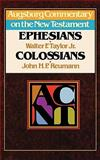 Augsburg Commentary on the New Testament : Ephesians, Colossians, , 0806621656
