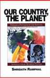 Our Country, the Planet, Shridath Ramphal, 1559631651