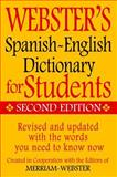 Webster's Spanisih-English Dictionary for Students, Second Edition