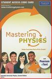 Essential University Physics, Wolfson, Richard and Pearson Staff, 0321711653