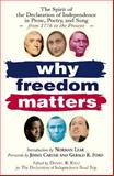 Why Freedom Matters, Karen Katz, 0761131655