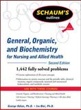 General, Organic, and Biochemistry for Nursing and Allied Health, Odian, George and Blei, Ira, 0071611657