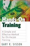 Hands-On Training, Gary R. Sisson, 1576751651