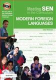 Meeting Special Needs in Modern Foreign Languages, Sally McKeown, 1843121654