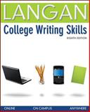 College Writing Skills, Langan, John, 0073371653