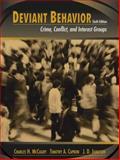 Deviant Behavior 9780205341658