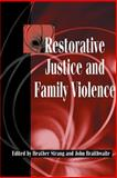 Restorative Justice and Family Violence, , 0521521653
