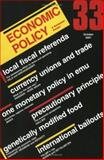 Economic Policy No. 33 : A European Forum, , 0631231668