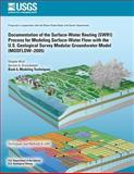 Documentation of the Surface-Water Routing (SWR1) Process for Modeling Surface-Water Flow with the U. S. Geological Survey Modular Groundwater Model (MODFLOW?2005), Joseph Hughes and Christian Langevin, 1499171668
