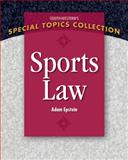 Sports Law, Epstein, Adam, 1111971668