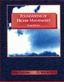 Foundations of Higher Mathematics, Fletcher, Peter and Patty, C. Wayne, 053495166X