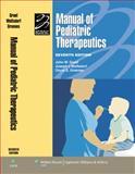 Manual of Pediatric Therapeutics 9780781771665