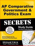AP Comparative Government and Politics Exam Secrets Study Guide, AP Exam Secrets Test Prep Team, 1609711661