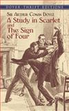 A Study in Scarlet and the Sign of Four, Arthur Conan Doyle, 0486431665
