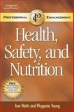 Health, Safety, and Nutrition, Robertson, 1418011665