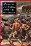 Massacre at Fort William Henry, David R. Starbuck, 1584651660