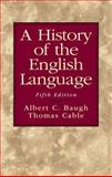 A History of the English Language 9780130151667