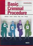 Basic Criminal Procedure 13th Edition