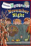 Calendar Mysteries #11: November Night, Ronald Roy, 0385371667