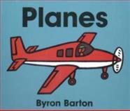 Planes, Byron Barton, 0694011665