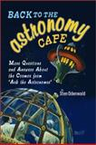 Back to the Astronomy Cafe, Sten F. Odenwald, 0813341663