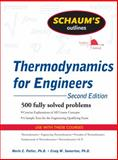 Thermodynamics for Engineers, Potter, Merle and Somerton, Craig W., 0071611673