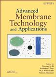 Advanced Membrane Technology and Applications, , 0471731676